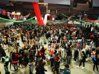 PATRICIO MUSSI-MILES DE CHICOS FESTEJARON S U DÍA EN LA FERIA SOLIDARIA reCICLO  (3)