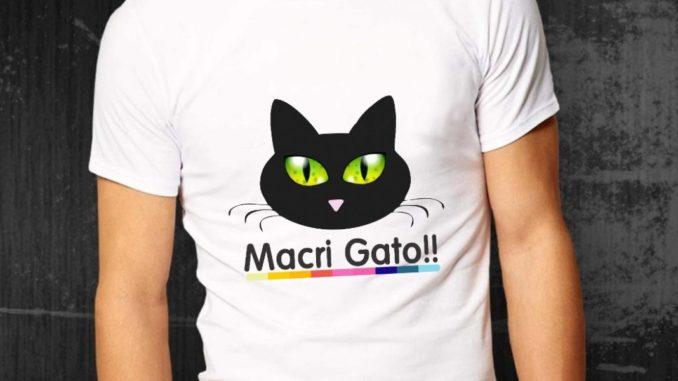 Resultado de imagen para MACRI GATO